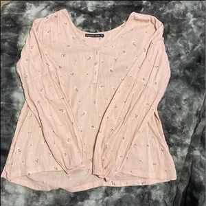 Abercrombie and Fitch blouse.